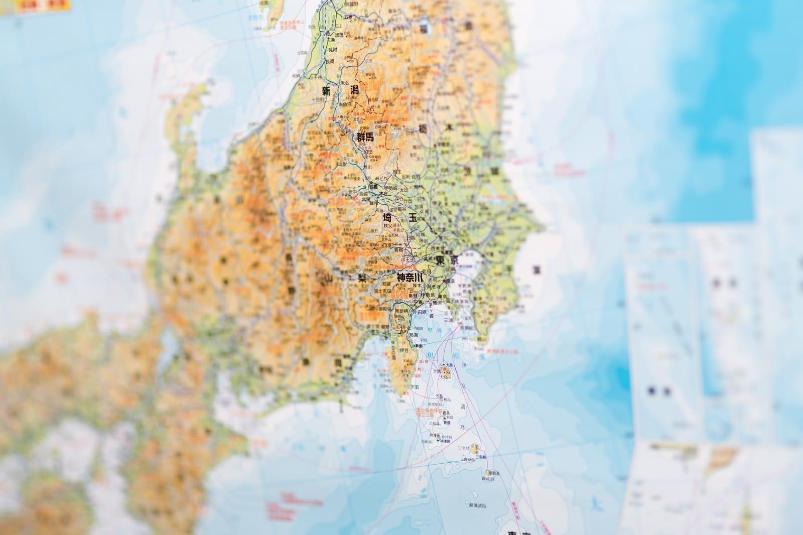 神奈川(地図)